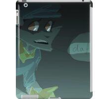Confused Cooper iPad Case/Skin
