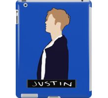 Justin Bieber 2 iPad Case/Skin