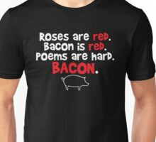 bacon red Unisex T-Shirt
