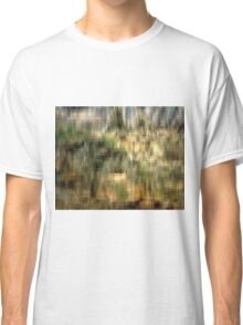 Montana Nature Abstract  Classic T-Shirt