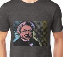 Alexandre Dumas (Père)-3 Unisex T-Shirt