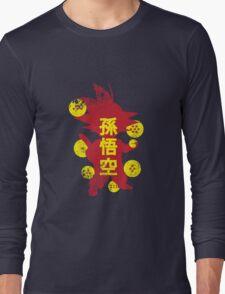 Catch'em Goku Long Sleeve T-Shirt