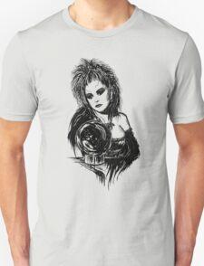 80s Punk Witch V01 - Black Edition  T-Shirt