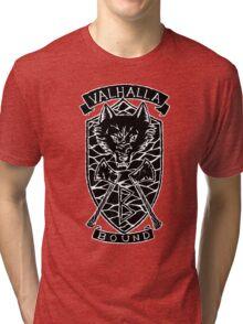 Valhalla Bound - Inverted Tri-blend T-Shirt