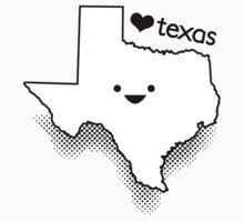 Cute Texas Baby Tee