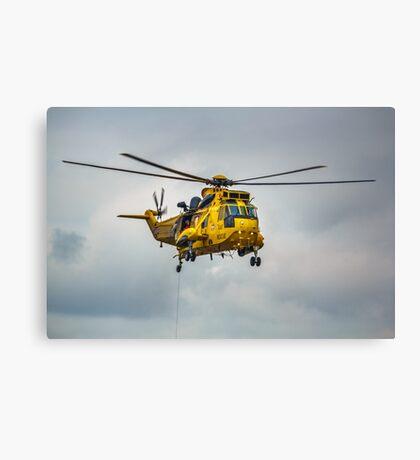 RAF Search & Rescue Canvas Print