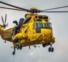 RAF Search & Rescue Sticker
