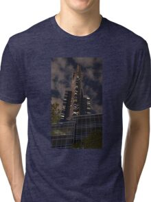 Eureka at Night Tri-blend T-Shirt