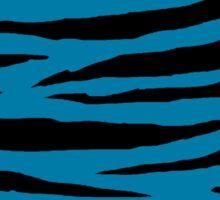 0122 Celadon Blue or Cerulean Tiger Sticker