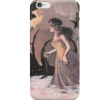 Werewolf Maiden iPhone Case/Skin