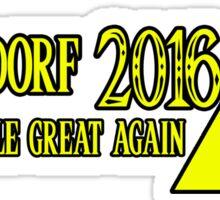 Ganondorf - Make Hyrule Great Again Sticker