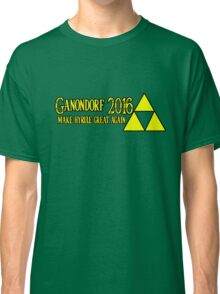 Ganondorf - Make Hyrule Great Again Classic T-Shirt