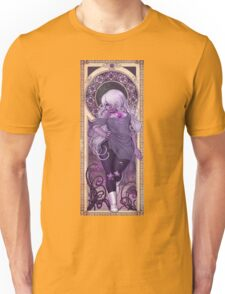 Amethyst Mucha Unisex T-Shirt