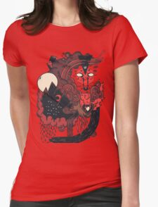 Leader of the Pack Womens Fitted T-Shirt