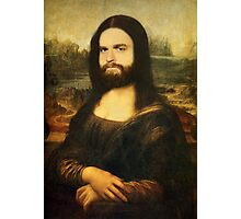 Mona-Lisa Galifianakis Photographic Print