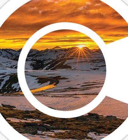 RMNP Colorado Sticker