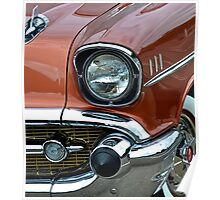 """""""1957 Chevy"""" Poster"""