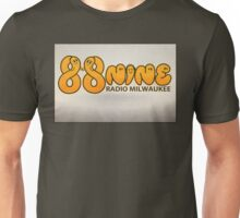 88.9 Radio Milwaukee Unisex T-Shirt