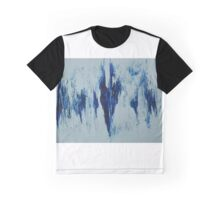 blue strokes Graphic T-Shirt
