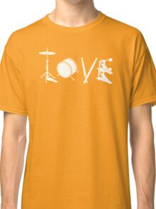 Love Drum Classic T-Shirt