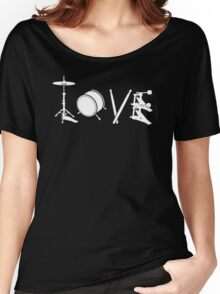 Love Drum Women's Relaxed Fit T-Shirt