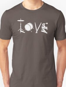 Love Drum Unisex T-Shirt