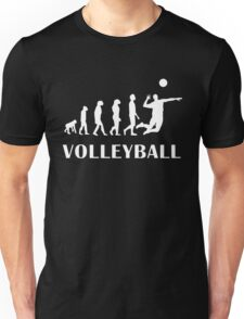 Evolution Volleyball Unisex T-Shirt