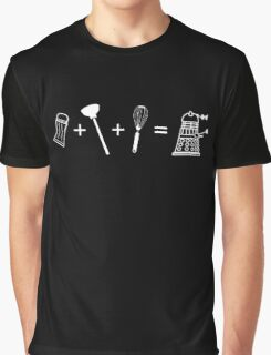 Exterminate Who Graphic T-Shirt