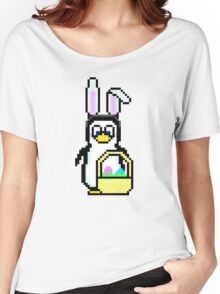 Easter Penguin Women's Relaxed Fit T-Shirt
