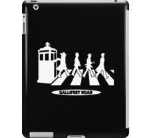 Gallifrey Road iPad Case/Skin