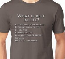 Pop Quiz! Unisex T-Shirt
