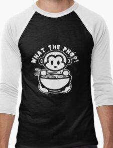 What The Pho?!?  2 Men's Baseball ¾ T-Shirt