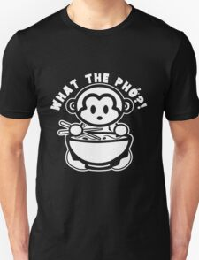 What The Pho?!?  2 Unisex T-Shirt