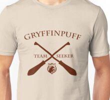 Gryffinpuff Seeker in red Unisex T-Shirt