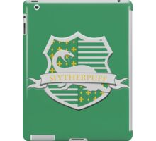 Slytherpuff iPad Case/Skin