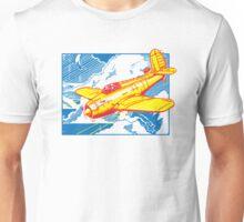 Fighter Plane Unisex T-Shirt