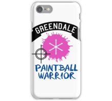 Make Paintball Cool Again iPhone Case/Skin