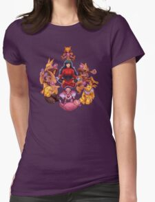 Sabrina Womens Fitted T-Shirt