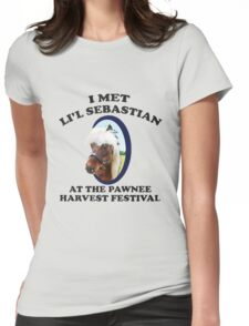 I Met Li'l Sebastian Womens Fitted T-Shirt