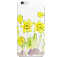 Daffodil Dream iPhone Case/Skin