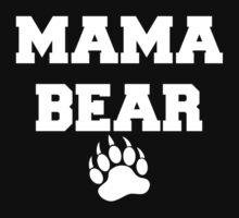 Mama Bear Baby Tee
