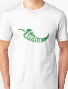 Holla Jalapeno Unisex T-Shirt
