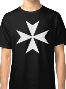 Cross of the Knights Hospitaller Classic T-Shirt