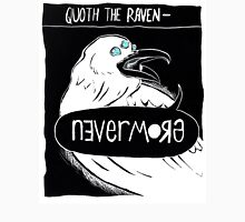 Quoth the Raven - Nevermore V2 Unisex T-Shirt