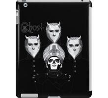 queen ghost mashup iPad Case/Skin
