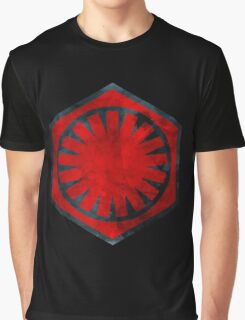 The First Order Emblem Graphic T-Shirt