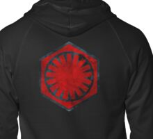 The First Order Emblem Zipped Hoodie