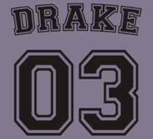 Tim Drake Sports Jersey Kids Tee
