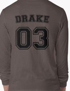 Tim Drake Sports Jersey Long Sleeve T-Shirt