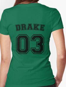 Tim Drake Sports Jersey Womens Fitted T-Shirt